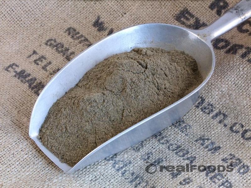 Ground Black Pepper ORGANIC