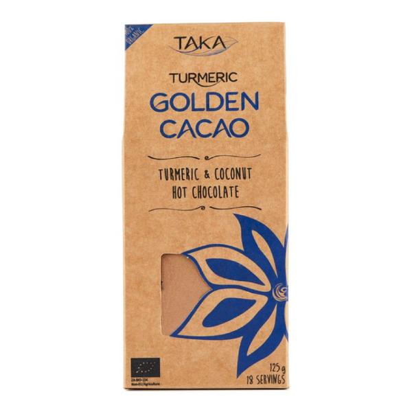 Golden Cacao no added sugar, ORGANIC