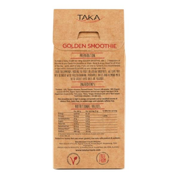 Golden Smoothie ORGANIC image 2
