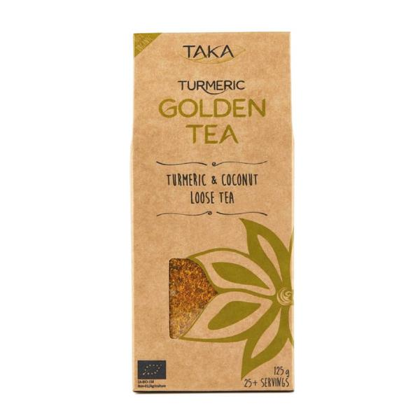 Golden Tea Loose ORGANIC