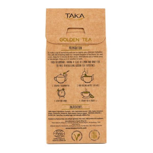 Golden Tea Loose ORGANIC image 2