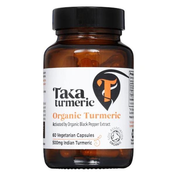 Turmeric & Black Pepper Extract ORGANIC
