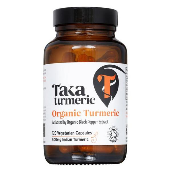 Turmeric & Black Pepper Extract