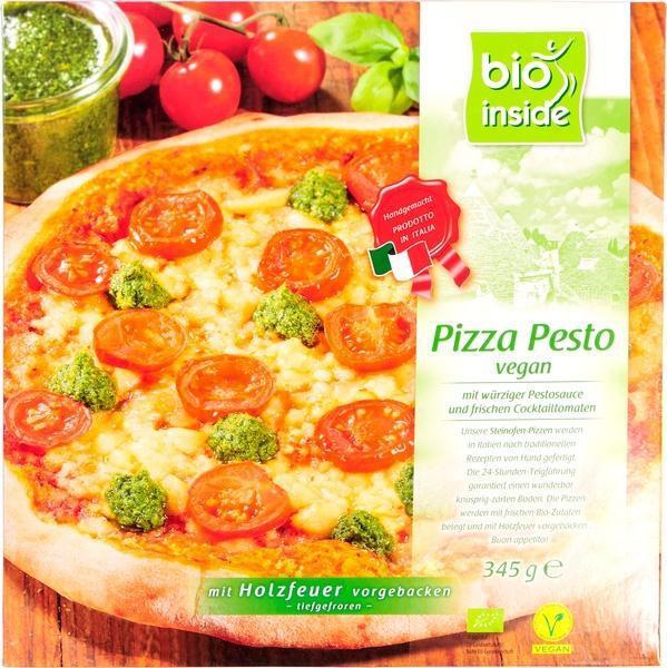 Pesto Wood-Fired Pizza Vegan