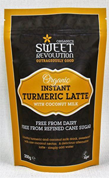 Instant Turmeric Drink Latte ORGANIC
