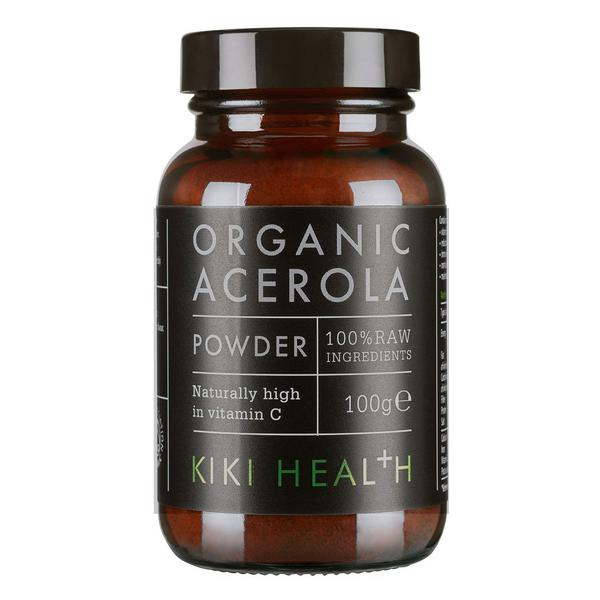 Acerola Powder Supplement Vegan, ORGANIC