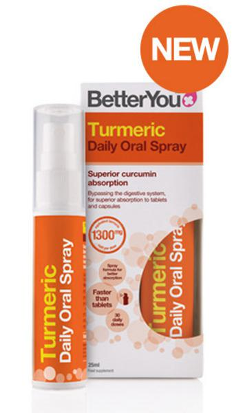 Turmeric Oral Spray