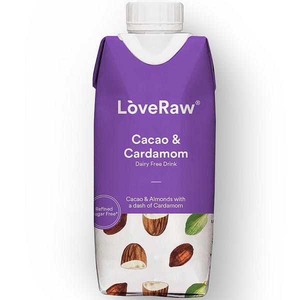 Almond,Cacao & Cardamom Drink dairy free