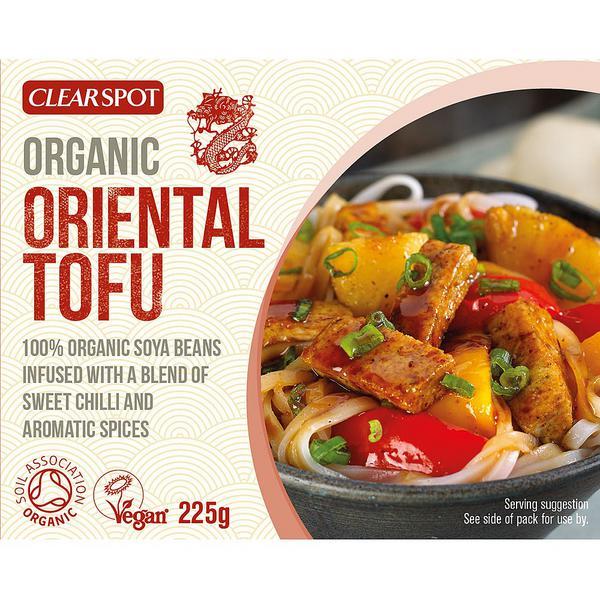 Oriental Tofu Vegan, ORGANIC