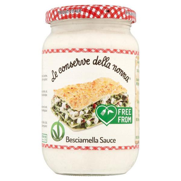Bechamel Sauce For Lasagne Gluten Free, Vegan