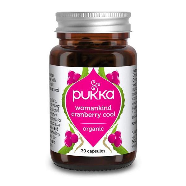 Cranberry Womankind Supplement Gluten Free, Vegan image 2