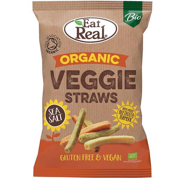 Veggie Straws Gluten Free, Vegan, ORGANIC