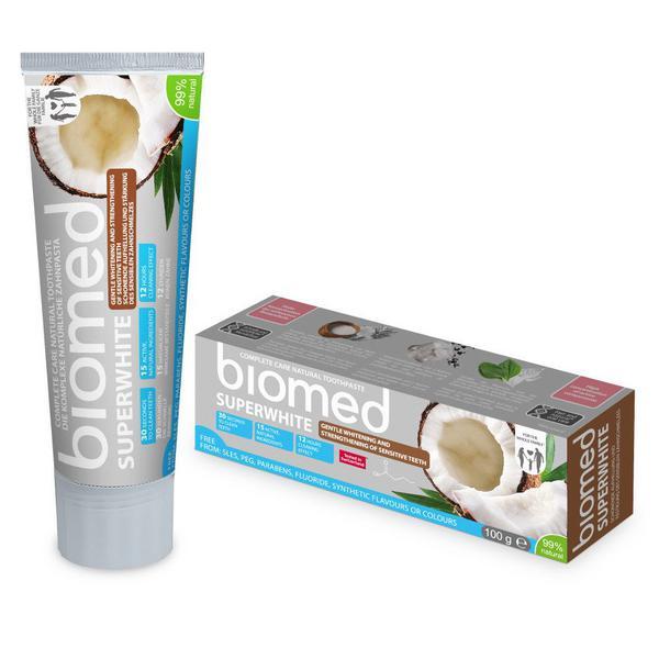 Superwhite Coconut Toothpaste Vegan