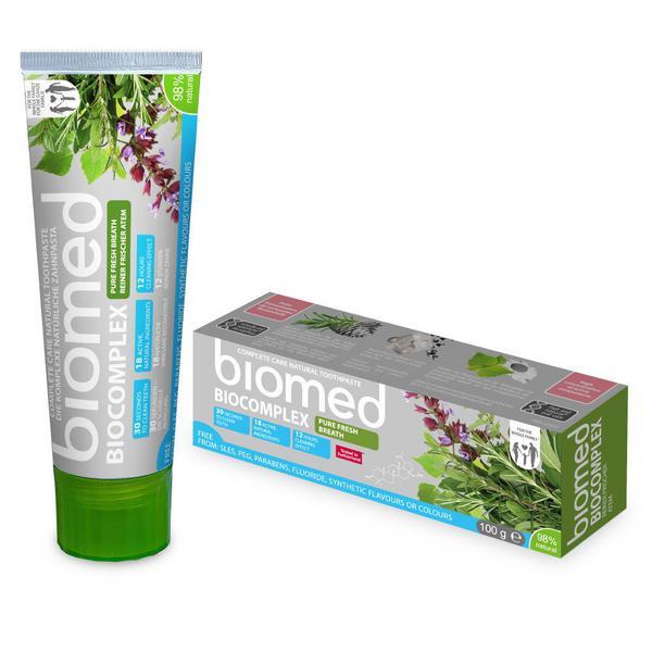 Biomed Biocomplex Toothpaste Vegan