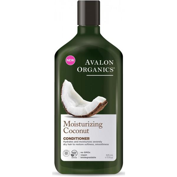 Coconut Moisturising Conditioner dairy free, Vegan, ORGANIC