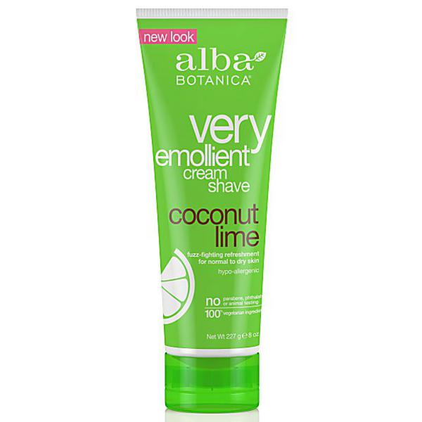 Coconut & Lime Shaving Cream
