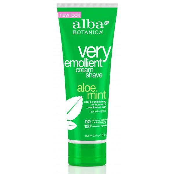 Aloe & Mint Shaving Cream