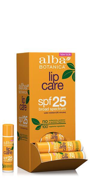 Suncare Lip Balm SPF25