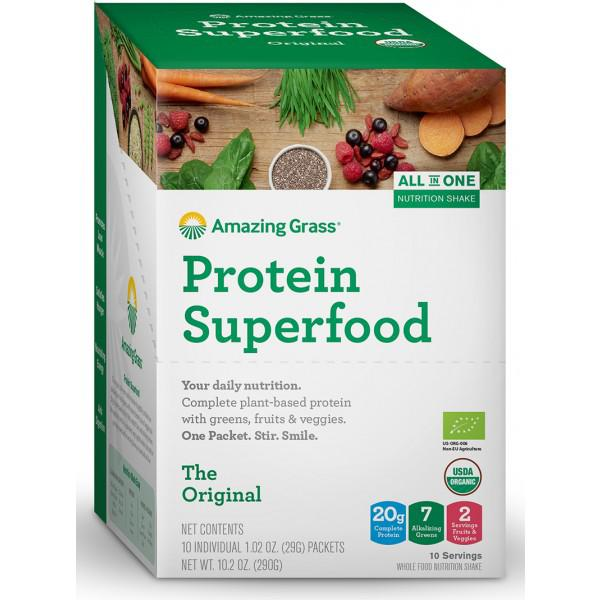Original Protein Box Superfood Vegan, ORGANIC