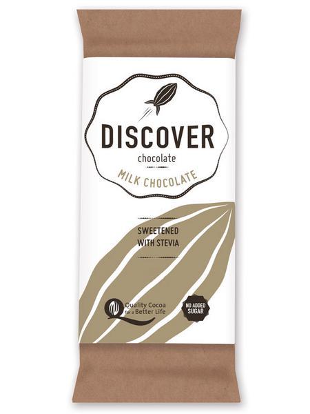 Milk Chocolate Gluten Free, no added sugar