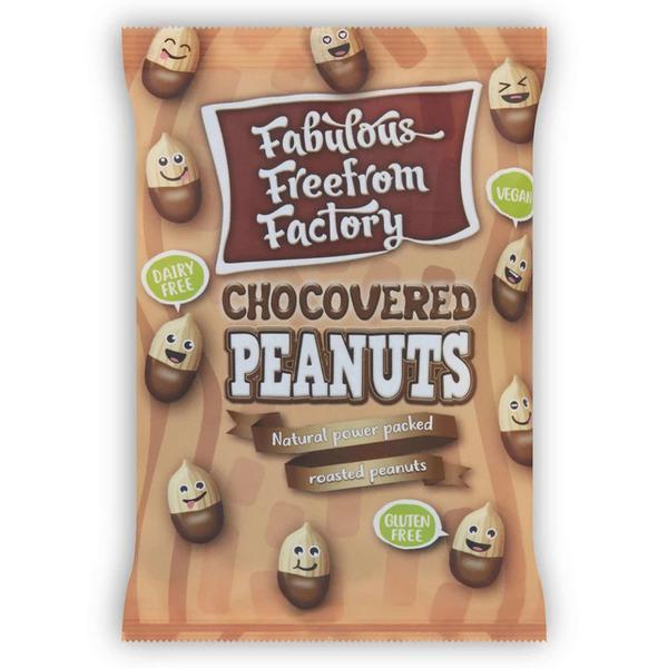Peanuts Chocolate Covered Gluten Free, Vegan