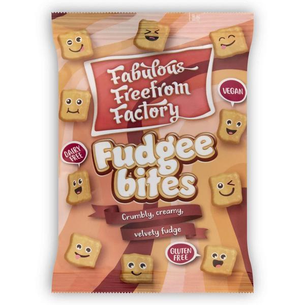 Fudgee Bites dairy free, Gluten Free, Vegan