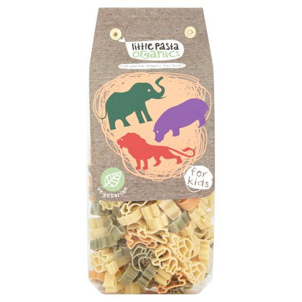 Animal Pasta Shapes