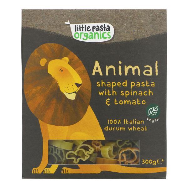 Animal Pasta Shapes