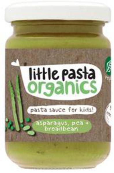 Asparagus,Pea & Broad Bean Pasta Sauce Gluten Free, Vegan, ORGANIC