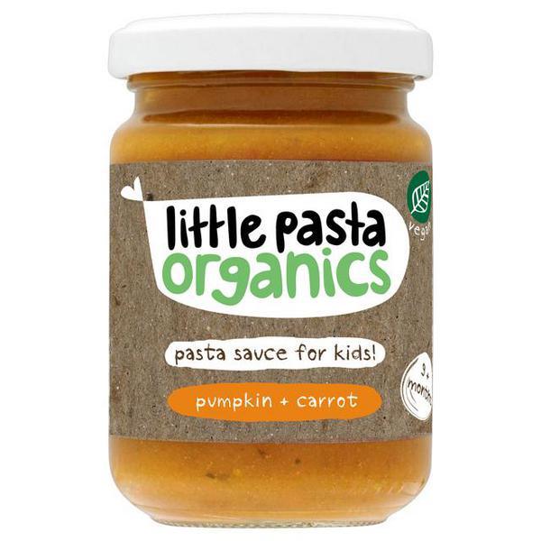Pumpkin & Carrot Pasta Sauce Vegan, ORGANIC