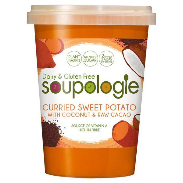 Turmeric,Carrot & Coconut Soup