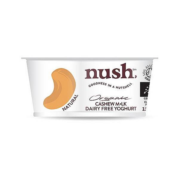 Cashew Nut Yoghurt dairy free, no sugar added, ORGANIC