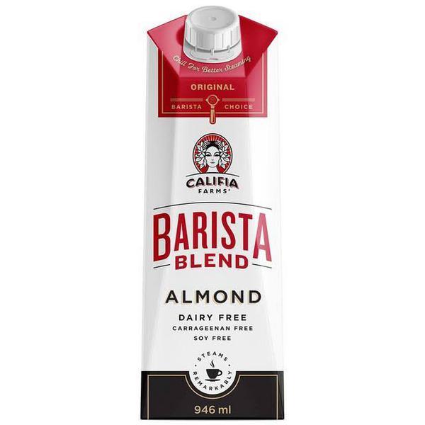 Barista Blend Almond Milk dairy free