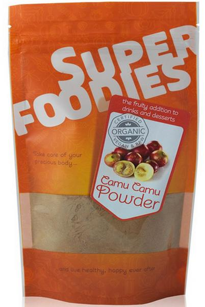 Camu Camu Berry Powder Vegan, ORGANIC