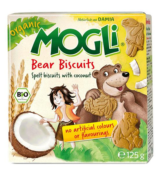 Bear Biscuits ORGANIC