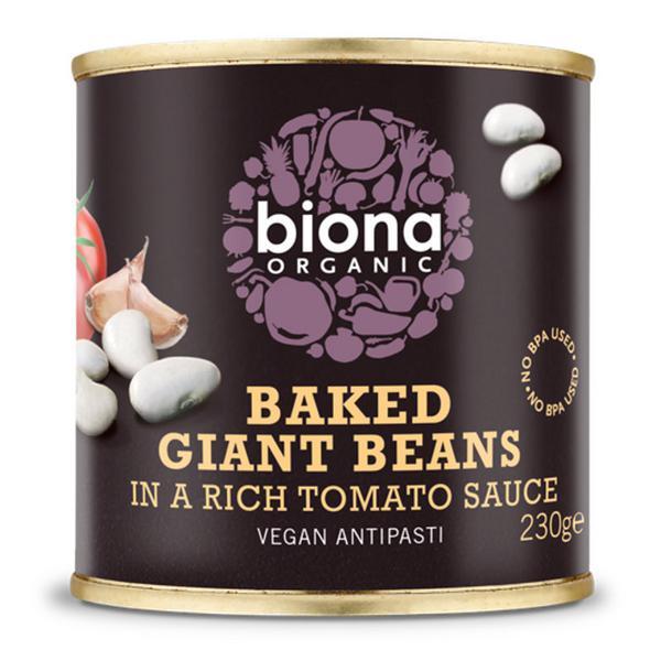 Giant Baked Beans ORGANIC