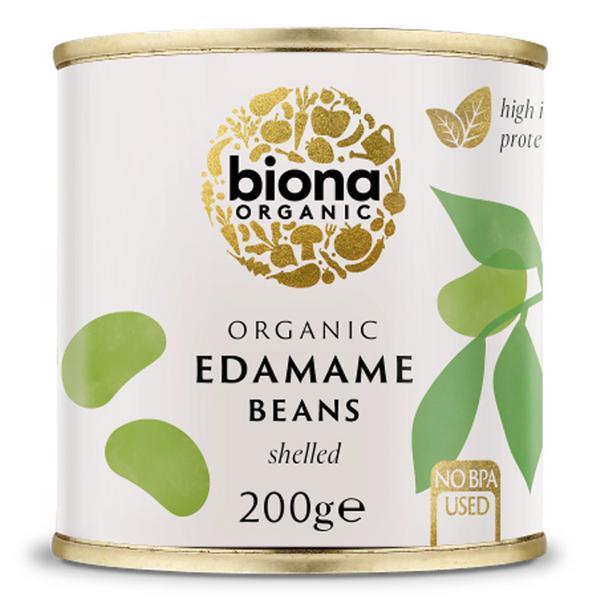 Edamame Beans in Brine ORGANIC