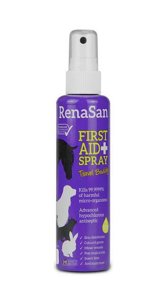 Animal First Aid Spray Travel Buddy ORGANIC