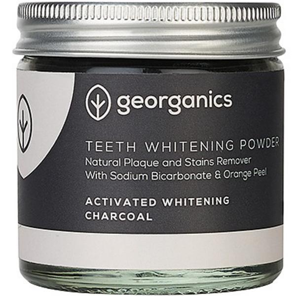Activated Charcoal Whitening Powder ORGANIC