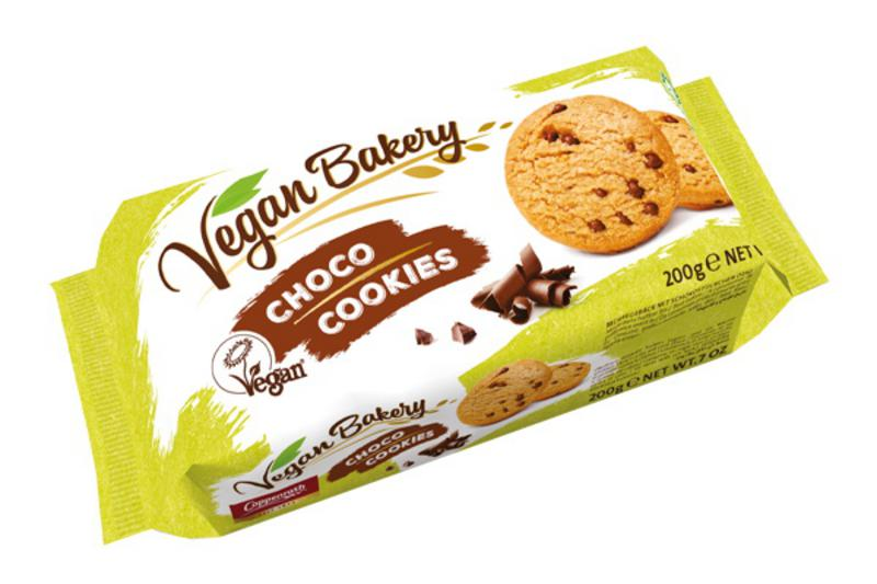 Choco Cookies Vegan