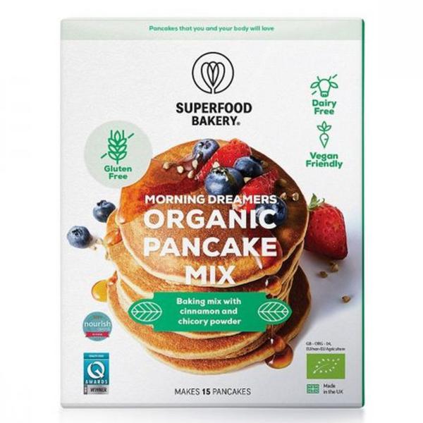 Morning Dreamers Pancake Mix Gluten Free, Vegan