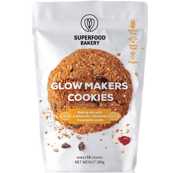 Glow Makers Cookies Baking Mix Gluten Free