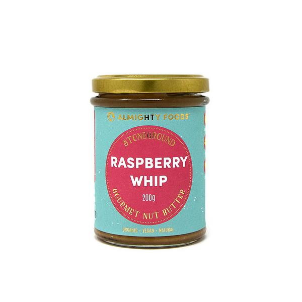 Raspberry Whip Nut Butter