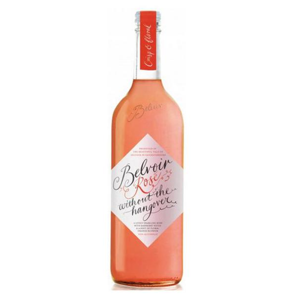 Sparkling Rose Non Alcoholic Drink