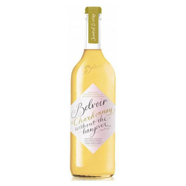 White Chardonnay Non Alcoholic Drink