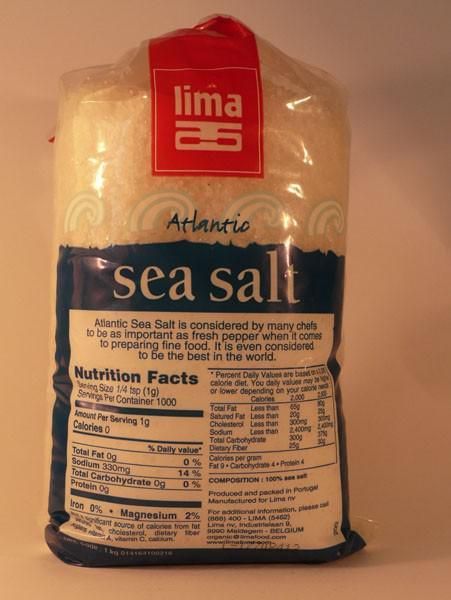 Sea Salt Coarse  image 2