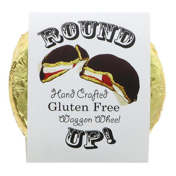 Chocolate Round Up dairy free, Gluten Free, Vegan, wheat free