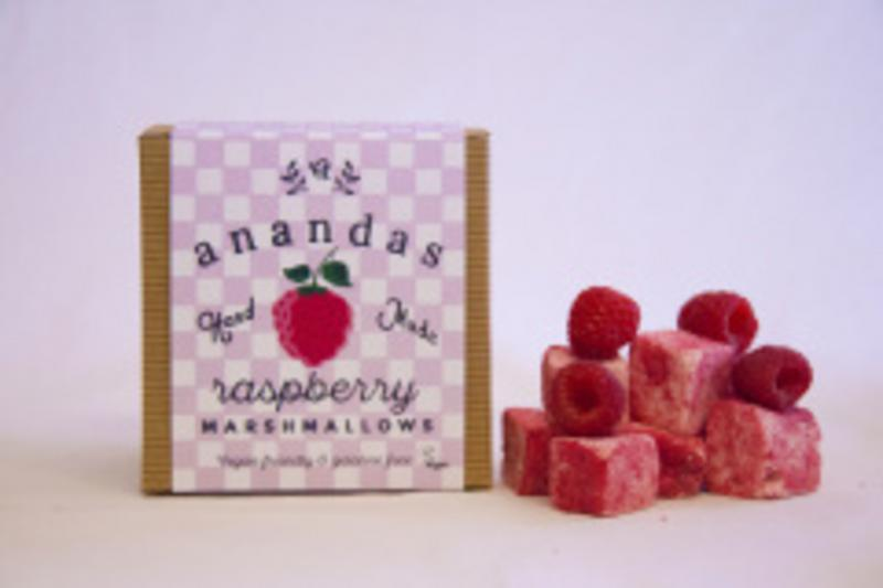 Raspberry Marshmallows Vegan image 2