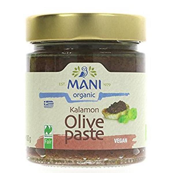 Kalamon Olive Paste Vegan, ORGANIC