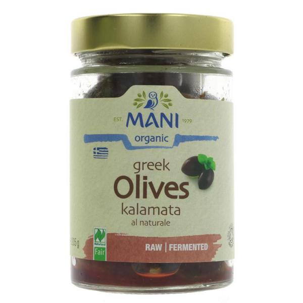 Natural Kalamon Olives ORGANIC